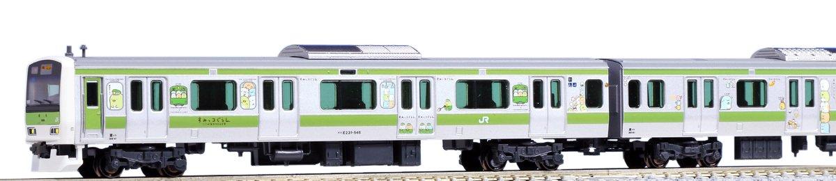 KATO Nゲージ E231系500番台 すみっコぐらし×やまのてせん ラッピングトレイン 11両セット 特別企画品 10-1399 鉄道模型 電車 B073RHXJSY