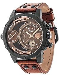 New Police Men Watch ADDER PL14536JSB12A 31355
