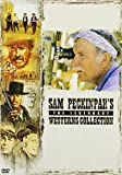 Sam Peckinpah's Legendary Westerns Collection (The Wild Bunch / Pat Garrett and Billy the Kid / Ride the High Country / The Ballad of Cable Hogue)