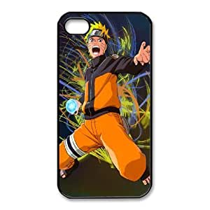 iPhone 4,4S Phone Case Black NARUTO F5117683