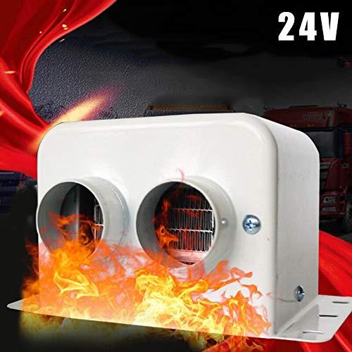 Felix-Box - 1 Pcs Car Heater Defroster Heating Air Outlet Warm Demister Accessories for Winter Window CSL88