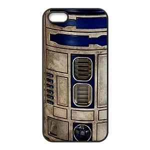 iPhone 4 4s Cell Phone Case Black Star Wars R2D2 T3B7KS