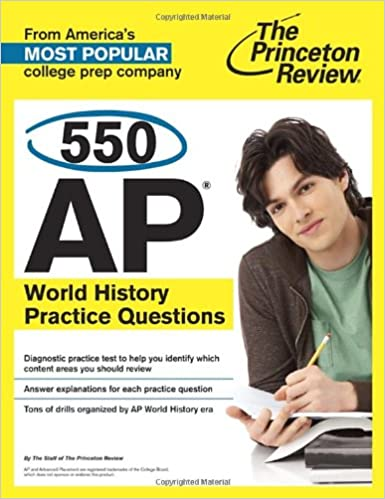 Question about the AP World test?