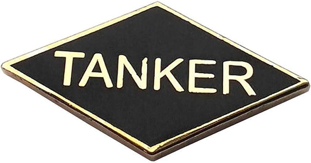Tanker Military Veteran US Army Hat Pin P15130 EE