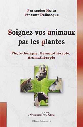 Soignez vos animaux par les plantes