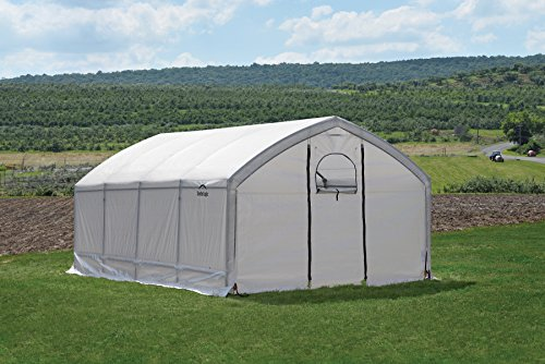 ShelterLogic AccelaFrame HD Greenhouse, 12 x 20 x 9'