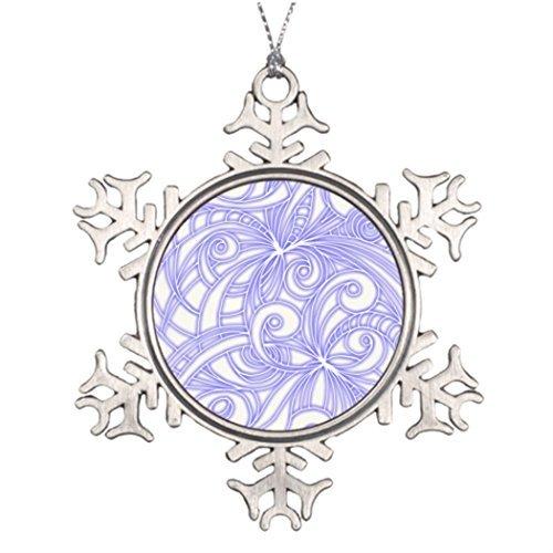 Christmas Snowflake Ornaments Personalised Christmas Tree Decoration imagine-believe-achieve.com Outside Snowflake -