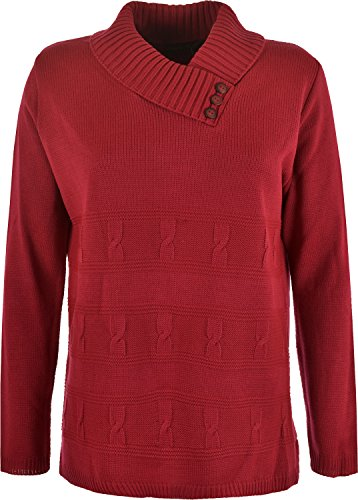 Nightingale Collection - Jerséi - para mujer Rosso