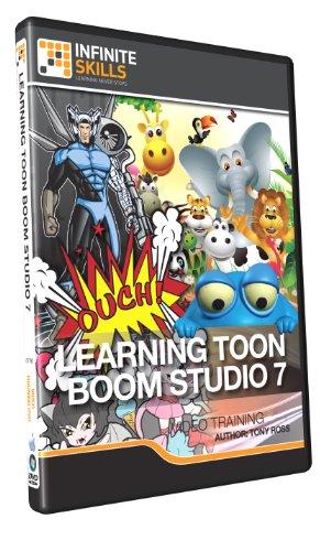 Learning Toon Boom Studio 7 - Training DVD
