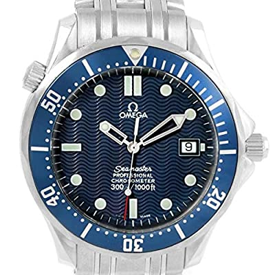 Omega Seamaster Automatic-self-Wind Male Watch 2531.80.00 (Certified Pre-Owned) by Omega