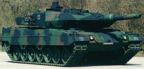 German Leopard II A5 Main Battle Tank RC - Gun Remote Control Shopping Results