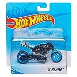 hot wheels moto - Hot Wheels Street Power Motorcycle Toy Vehicle, Multicolor
