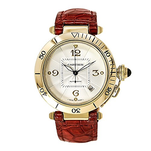 Cartier Pasha automatic-self-wind mens Watch 2392 (Certified Pre-owned)