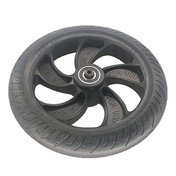 Mumulia 1 pieza Rueda trasera sólida Neumático de repuesto ...