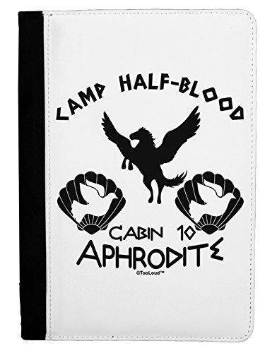 [TooLoud Cabin 10 Aphrodite Camp Half Blood Ipad Mini Fold Stand Case - Black] (God And Goddesses Costume Aphrodite)