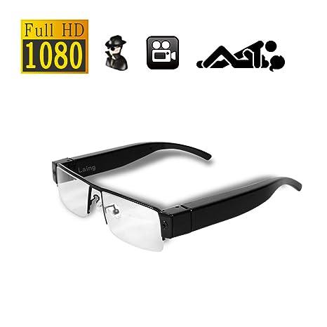 Full HD Cámara Espía Cámara 1920   1080P Mini cámara de vigilancia oculta  Videos grabadora de 64336eb8b4