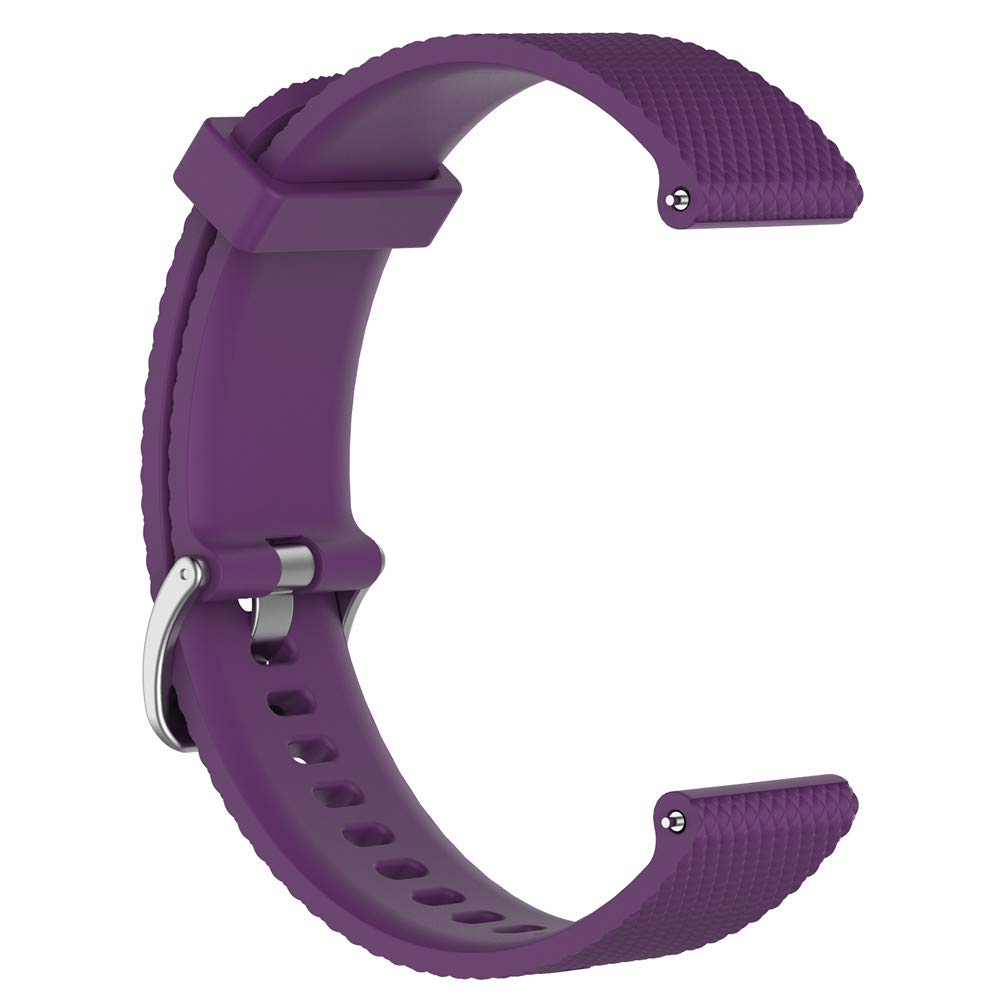 Amazon.com: Band for Amazfit Bip,Replacement Soft Silicagel ...