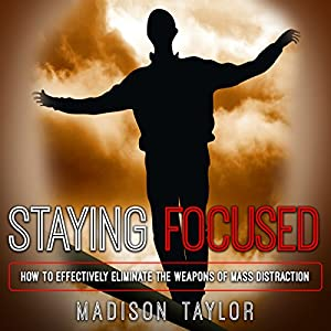 Staying Focused Audiobook