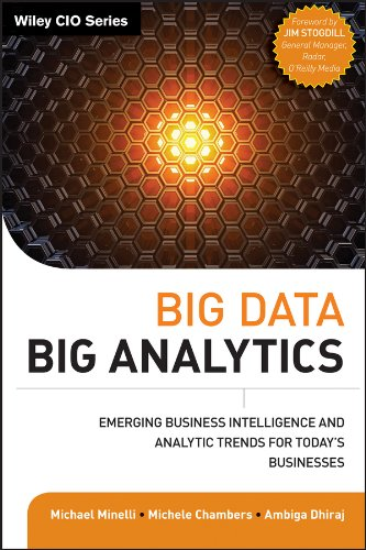 Big Data, Big Analytics: Emerging Business Intelligence and Analytic Trends for Today's Businesses (Wiley (Tech Chamber Tool)