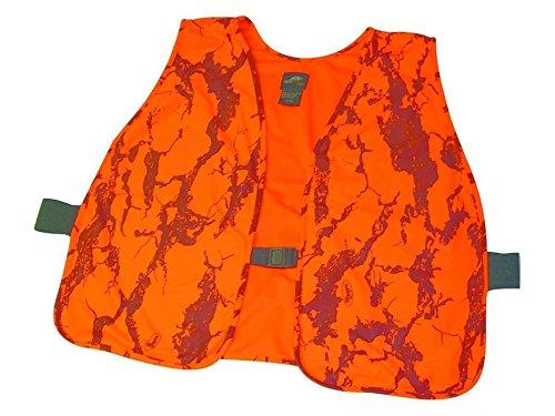 NatGear Blaze Camo Safety Vest by Natural Gear