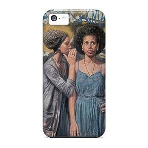 New Style NikRun Timo Kamura Premium Tpu Cover Case For Iphone 5c