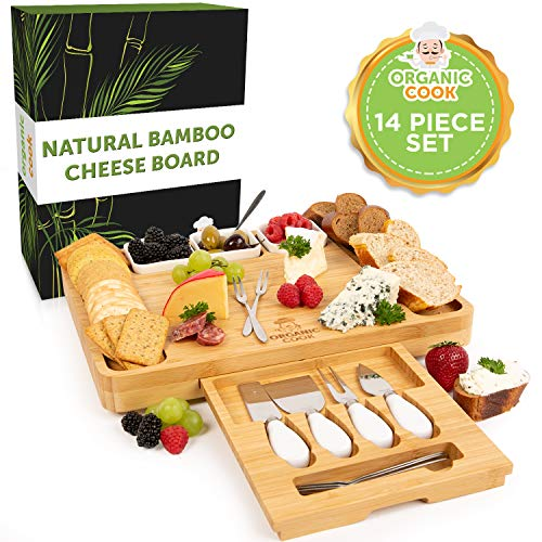 Cheese Board Tray Charcuterie Stainless product image