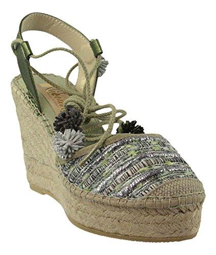 Vidorreta Women's Fashion Sandals green Gr