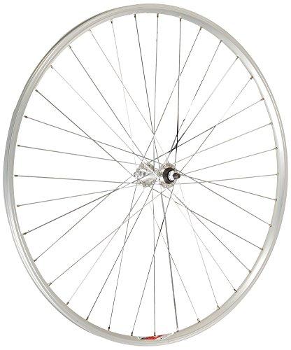Sta-Tru Silver Alex RP15F 36H Rim Front Wheel (700X25)