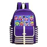 kirby backpack - Cartoon Hero_Kirby Children Backpack Student School Bag Teens Shoulder Handbag