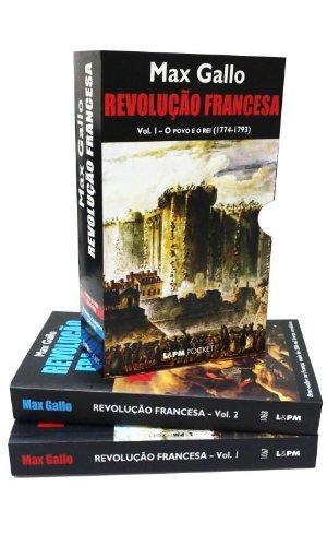 Caixa especial Revolução Francesa