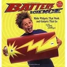 Battery Science (Klutz) by Stillinger, Doug (2003) Spiral-bound