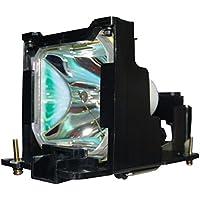 AuraBeam Economy Panasonic PT-L501U Projector Replacement Lamp with Housing