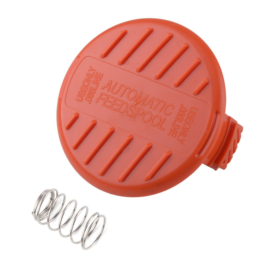 Spulenkapsel passend für Black& Decker GH400 GH500 GH600 GH612 GH900 GH912 ST6600 ST7000 ST7700 CST1000 CST1200 CST2000 MTC220 MTE912 NST2018 NST1118 NST2118 LST220 LST300 LST400 LST420 LST136 eastar