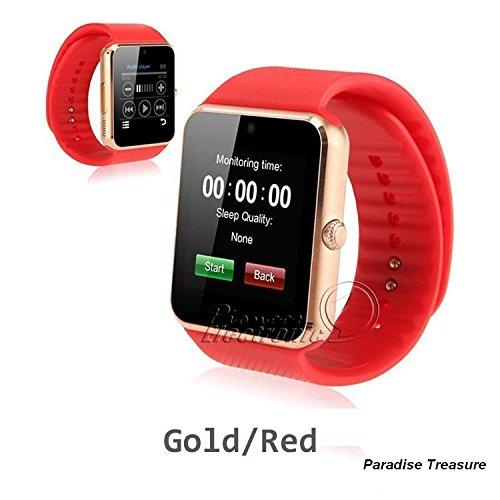 Amazon.com: Bluetooth Smart Watch with SIM Card Slot and NFC ...