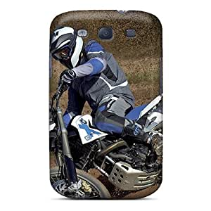 Fashionable LRpUmlw8997dSxnn Galaxy S3 Case Cover For Biker Enduro Funduro Untitled Protective Case