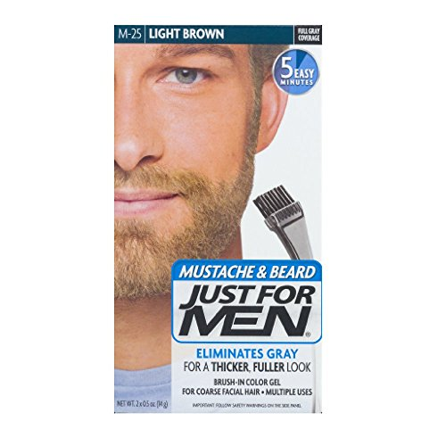 Brush Color Mustache Beard Light product image