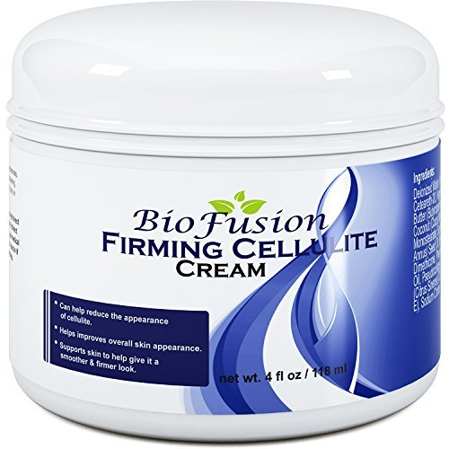 Advanced Firming Cellulite Cream - Best Treatment for Red...