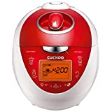 Cuckoo Electric Pressure Rice Cooker CRP-N0681F (Vivid Red)