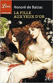 Book La fille aux yeux d'or