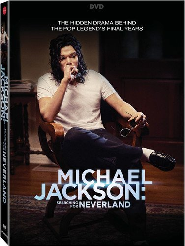 DVD : Michael Jackson: Searching For Neverland (Dolby, AC-3, Widescreen)