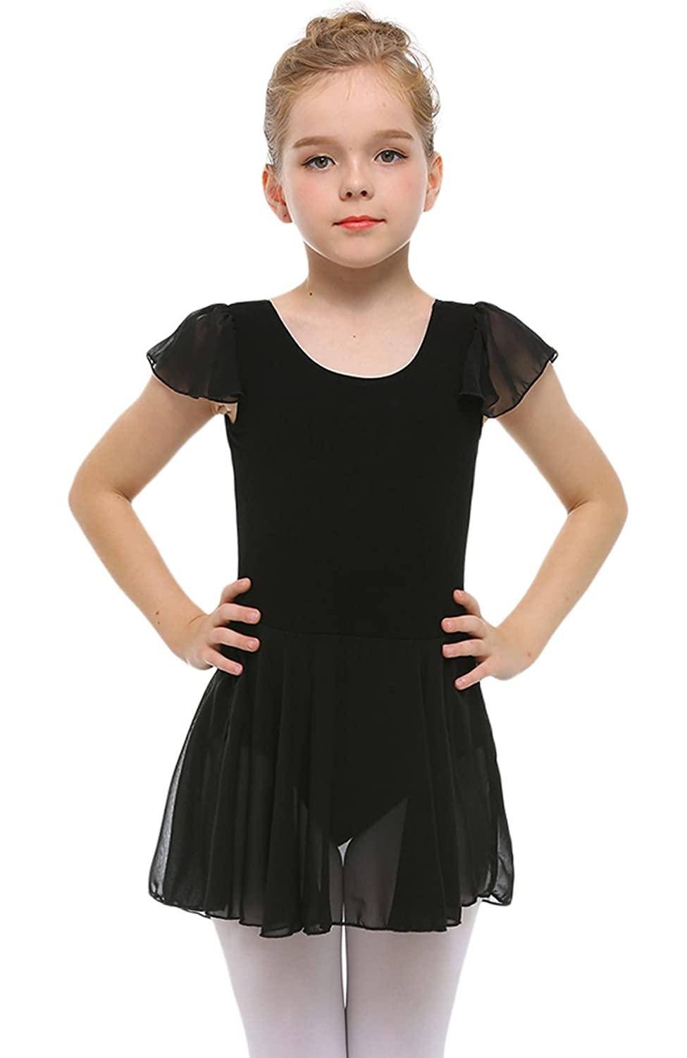 c02f88c4aa700 Super cute dress leotard made with high quality cotton materials. Great for  Dancing, Ballet, Gymnastics, ...
