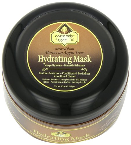 one 'n only Argan Oil Hydrating Mask Derived from Moroccan Argan Trees