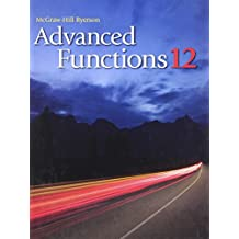 Advanced Functions 12 Student Edition