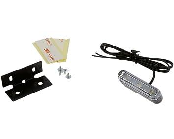 Led Lampen Folie : Standlicht tri led mit halter und selbstklebender folie v