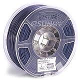 eSUN 3mm Gray ABS 3D Printer filament 1kg Spool (2.2lbs), Gray Esun Supplies