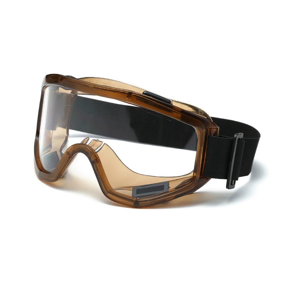 Grande Safs protectoras Laboratorio transparentes Vidrio Claroety Pilot Gafa