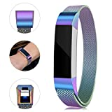 YUNLIN Compatible with Fitbit Alta HR/Alta Bands Women Men Sport Wristbands Fashion Special Adjustable