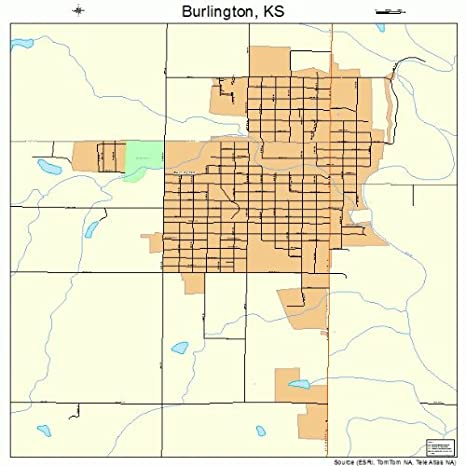 Amazon.com: Large Street & Road Map of Burlington, Kansas KS ... on km road map, bc british columbia road map, md road map, atlas road map, idaho road map, nebraska road map, kansas county map, topeka road map, kansas city road map, small kansas town map, kc road map, oklahoma road map, mo road map, indiana road map, current road conditions kansas map, lawrence kansas road map, wichita road map, kentucky road map, co road map, kansas driving map,