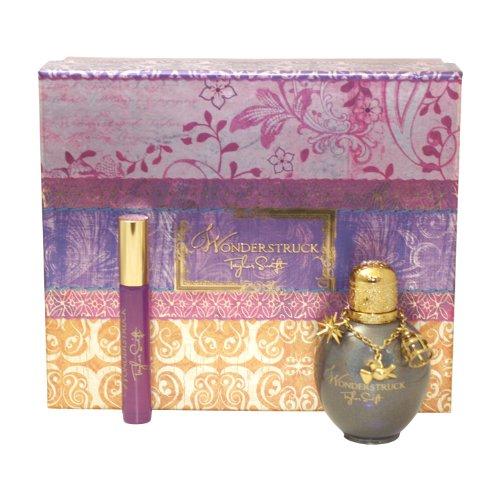 Taylor Swift Wonderstruck for Women Gift Set (Eau de Parfum Spray, Eau de Parfum Rollerball) (Taylor By Taylor Swift Perfume Gift Set)