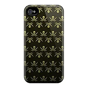 Mjdavis Fashion Protective Pirate Theme Case Cover For Iphone 4/4s